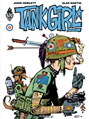 Tank Girl Intégrale