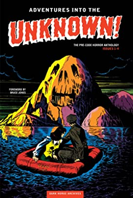 Adventures into the Unknown Archives Vol 1-3 Bundle
