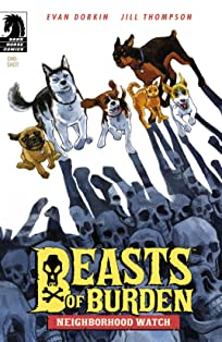 Beasts of Burden One-Shots Bundle