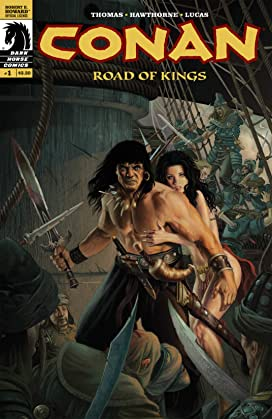 Conan Road of Kings Big Bundle