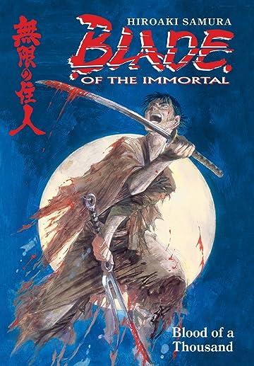 Blade of the Immortal Vols 1-5 Bundle