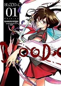 Blood-C Vol 1-4 Bundle