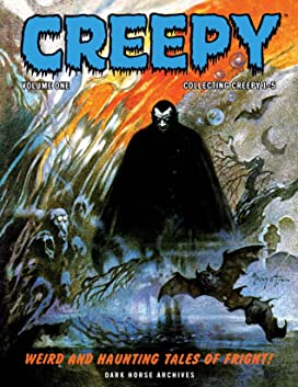Creepy Archives Vol 1-3