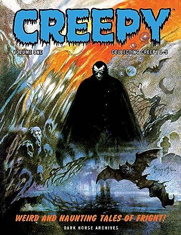 Creepy Archives Vol 1-3