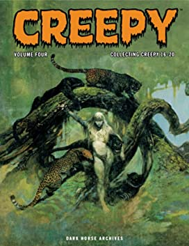 Creepy Archives Vol 4-6 Bundle
