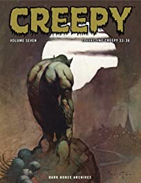 Creepy Archives Vol 7-9 Bundle