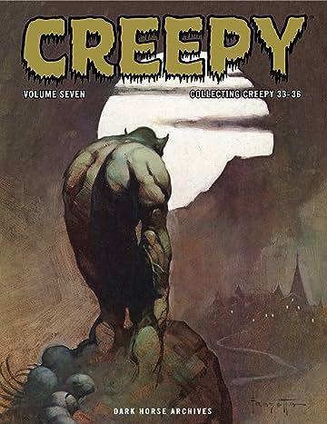 Creepy Archives Vol 7-9 Bundle