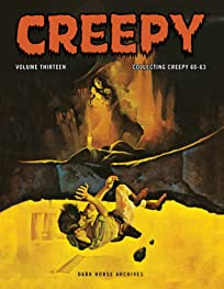 Creepy Archives Vol 13-15 Bundle