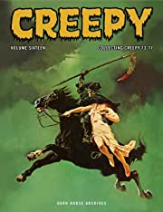 Creepy Archives Vol 16-18 Bundle