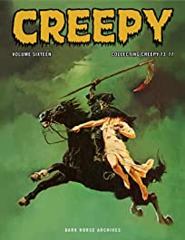 Creepy Archives Vol 16-18 Bundle