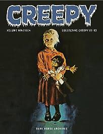 Creepy Archives Vol 19-21 Bundle