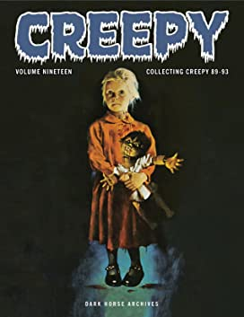 Creepy Archives Vol 19-21 Bundle