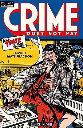Crime Does Not Pay Vol 1-2 + Bundle