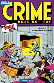 Crime Does Not Pay Vol 3-5 Bundle