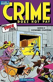 Crime Does Not Pay Vol 3-5 Bundle
