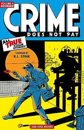 Crime Does Not Pay Vol 6-8 Bundle