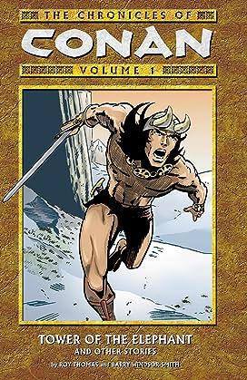 The Chronicles of Conan Vol 1-3 Bundle