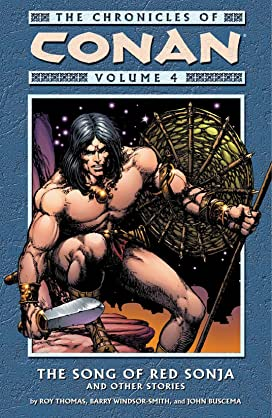 The Chronicles of Conan Vol 4-6 Bundle