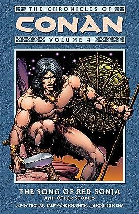 The Chronicles of Conan Vol 4-6 Bundle