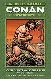 The Chronicles of Conan Vol 10-12 Bundle