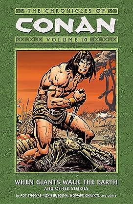 The Chronicles of Conan Vol 10-12 Bundle