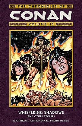 The Chronicles of Conan Vol 13-15 Bundle