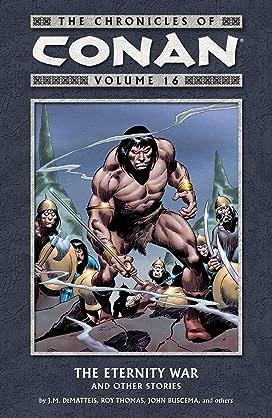 The Chronicles of Conan Vol 16-18 Bundle