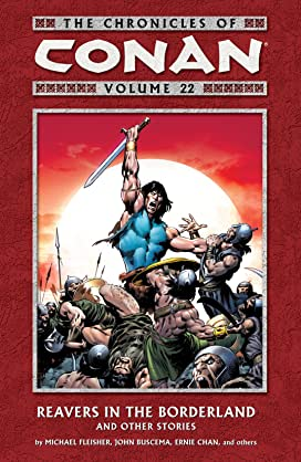 The Chronicles of Conan Vol 22-24 Bundle