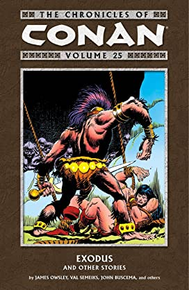 The Chronicles of Conan Vol 25-27 Bundle