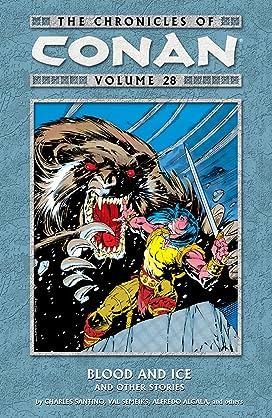 The Chronicles of Conan Vol 28-30 Bundle