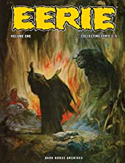 Eerie Archives Vol 1-3 Bundle
