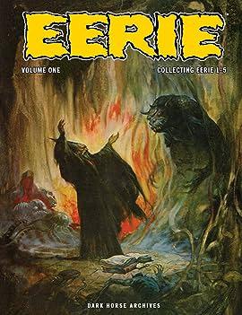 Eerie Archives Vol 1-3 Bundle