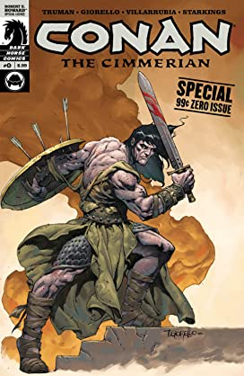Conan the Cimmerian Big Bundle