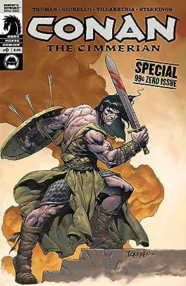 Conan the Cimmerian Big Bundle