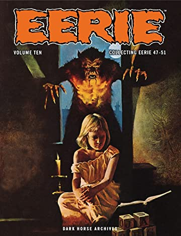 Eerie Archives Vol 10-12 Bundle