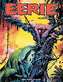 Eerie Archives Vol 16-18 Bundle