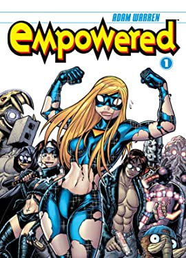 Empowered Vol 1-4 Bundle