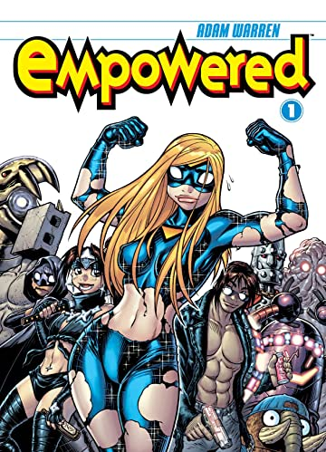 Empowered Vol 1-4 Bundle