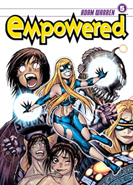 Empowered Vol 5-8 Bundle