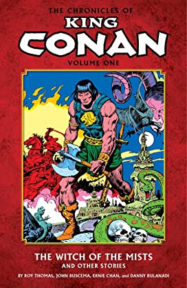Chronicles of King Conan Vol 1-3 Bundle