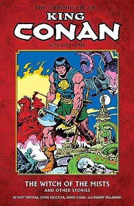 Chronicles of King Conan Vol 1-3 Bundle
