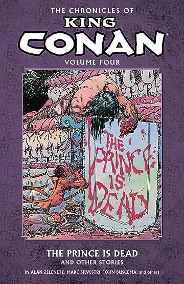 Chronicles of King Conan Vol 4-6 Bundle