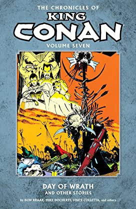 Chronicles of King Conan Vol 7-9 Bundle