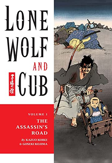 Lone Wolf and Cub Vol 1-4 Bundle