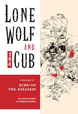 Lone Wolf and Cub Vol 9-12 Bundle