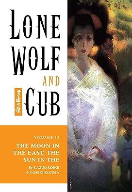 Lone Wolf and Cub Vol 13-16 Bundle