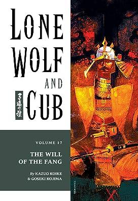 Lone Wolf and Cub Vol 17-20 Bundle