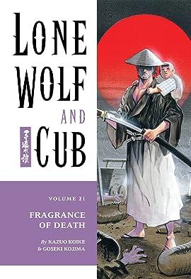 Lone Wolf and Cub Vol 21-24 Bundle