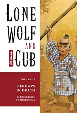 Lone Wolf and Cub Vol 25-28 Bundle