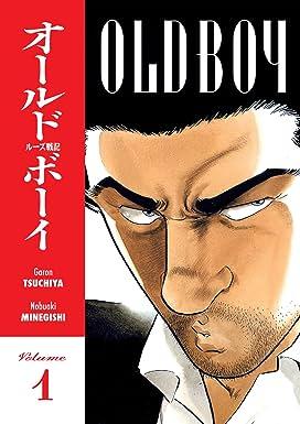 Old Boy Vol 1-4 Bundle